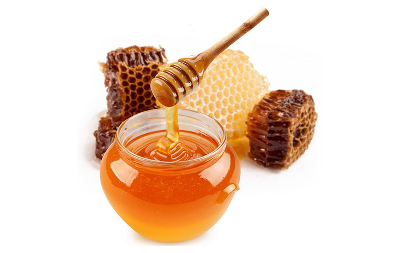 Мед алтая